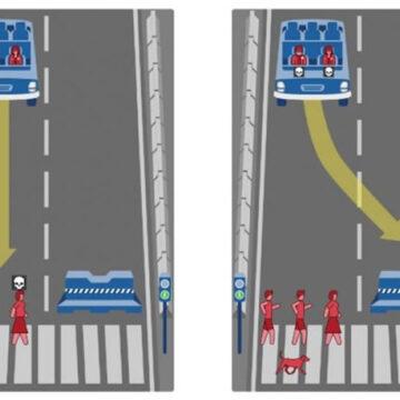 Il dilemma del carrello: voi chi salvereste?