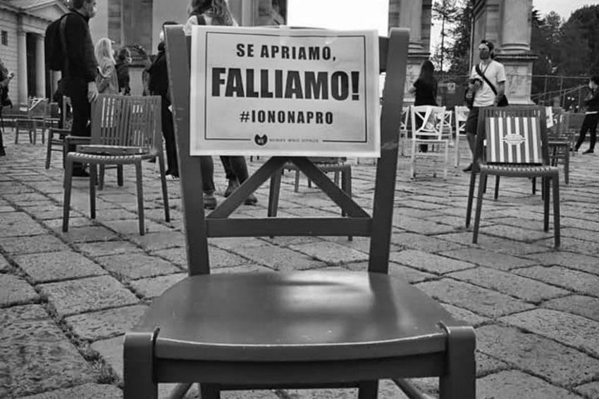 Fase2, FIPE: 'Togliere subito le multe ai manifestanti di Milano'
