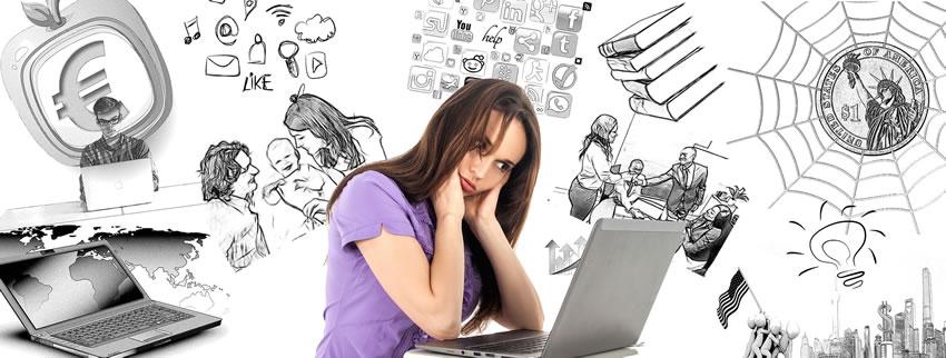 Stereotipi di genere in famiglia e smart working: donne meno soddisfatte e più stressate