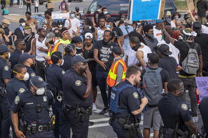 Atalanta: un altro afroamericano ucciso dalla polizia