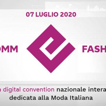 Stati Generali della Moda italiana: Il 7 luglio appuntamento con Ecomm Fashion