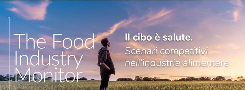 """Food Industry Monitor: +3,1% nel 2019. """"La salute è la chiave per le aziende"""""""