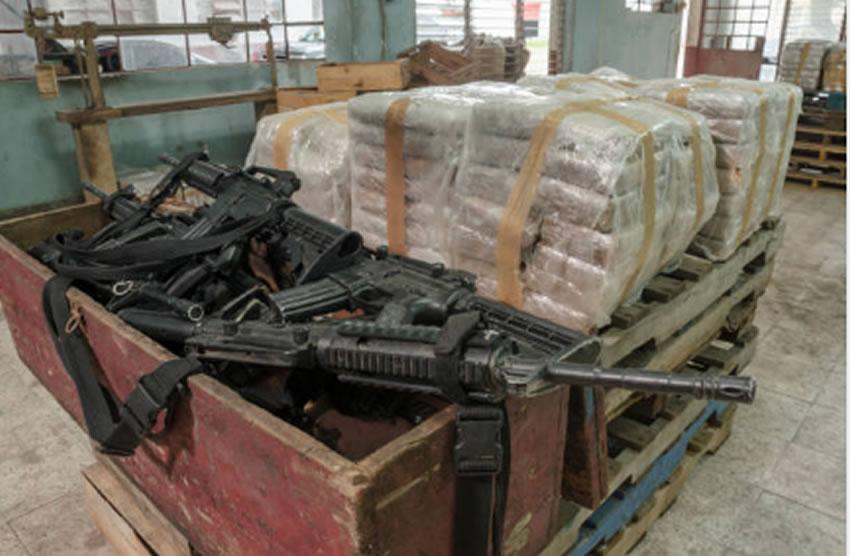 Messico: la pandemia può bloccare il narcotraffico