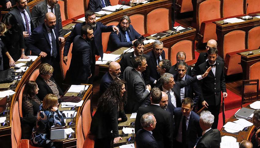 Addio al taglio dei vitalizi: il Senato ha annullato la delibera
