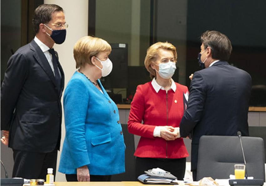 UE e Fondo per la ripresa post pandemia: chiesto un taglio di 155 miliardi sui sussidi