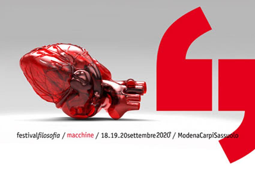 """""""Macchine"""": al festivalfilosofia di Modena oltre 100 appuntamenti in tre giorni – conferenza stampa di presentazione"""