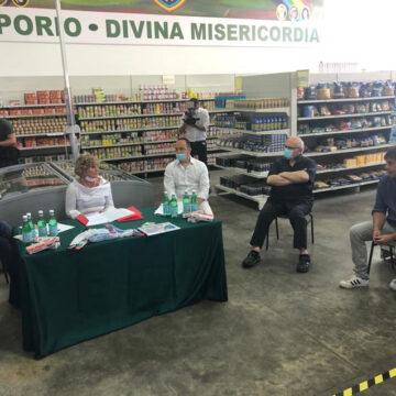 Perugia: Al via la Fase2 del Progetto digitale di solidarietà circolare SpesaSospesa.org