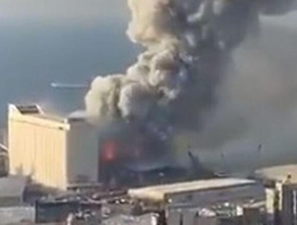 Beirut: due violente esplosioni nella zona del porto. Centinaia di feriti e almeno 11 morti