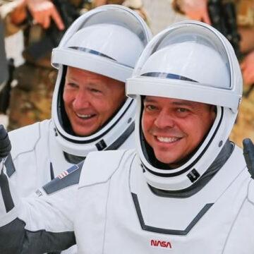 Space X: ammaraggio perfetto per la missione spaziale di Elon Musk