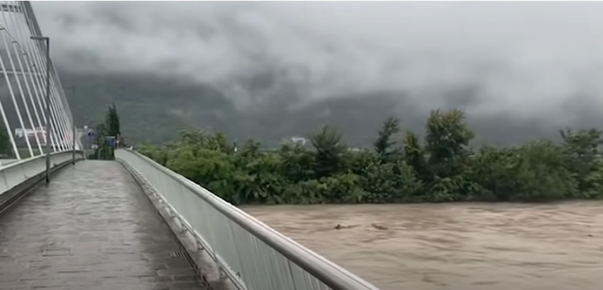 Nord Italia: i disastri provocati dal maltempo