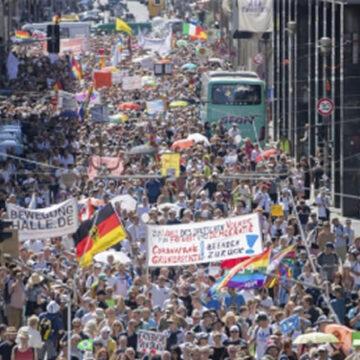 Il giorno della libertà: la fine della pandemia a Berlino