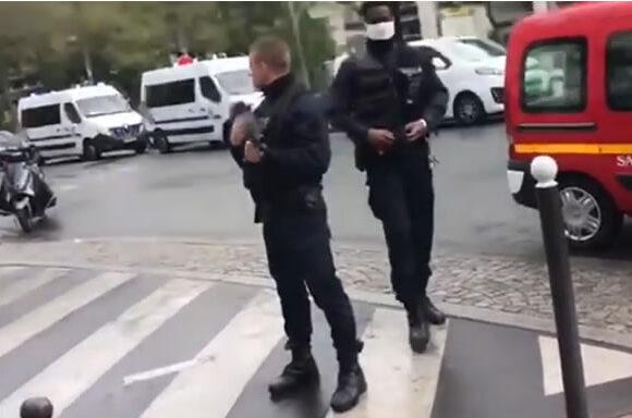 Parigi: attacco nei pressi della sede di Charlie Hebdo. 4 Feriti