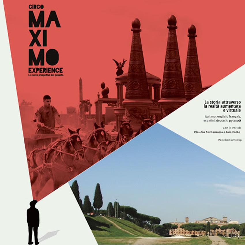 """Campidoglio: """"Circo Maximo Experience"""" – FINO AL 30 SETTEMBRE 2020"""