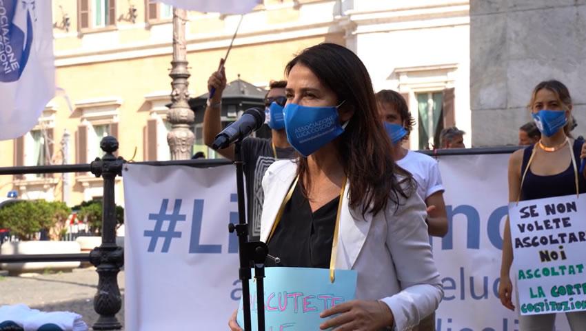 Eutanasia: Ass.Coscioni a Montecitorio a 7 anni dal deposito della PD