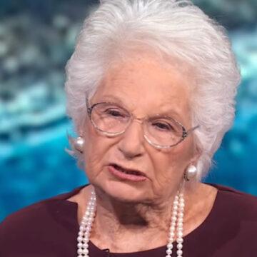 Liliana Segre: i 90 anni della senatrice che non sa odiare