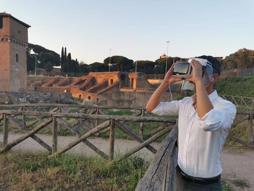 Roma, torna il Circo Maximo Experience – fino al 24 Ottobre