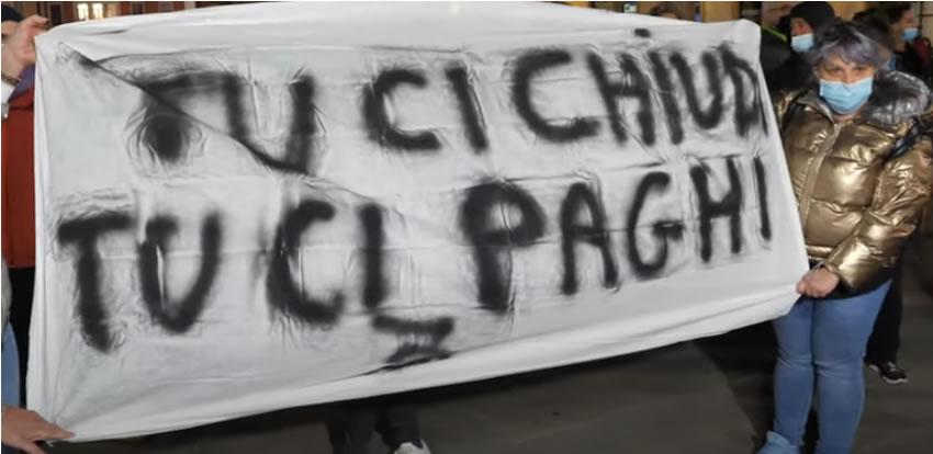 Società civile: scontri e riscontri