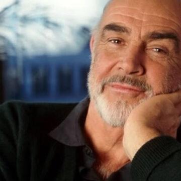 Addio a Sean Connery