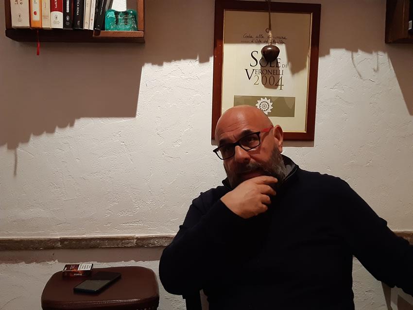 L'Oste della Bon'Ora – Massimo Pulicati racconta il suo percorso di vita e l'incontro con l'Associazione Vignaioli in Grottaferrata