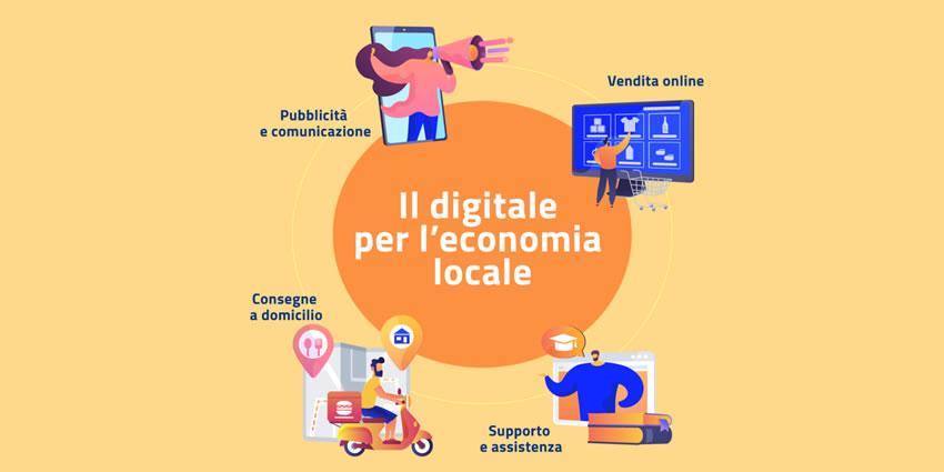 """Solidarietà digitale: al via il progetto """"Vicini e connessi"""""""
