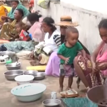 Nel Sud del Madagascar si muore di fame