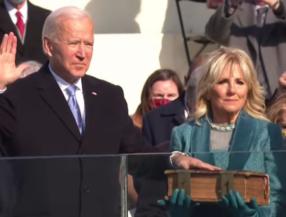 Joe Biden ha giurato. L'America volta pagina