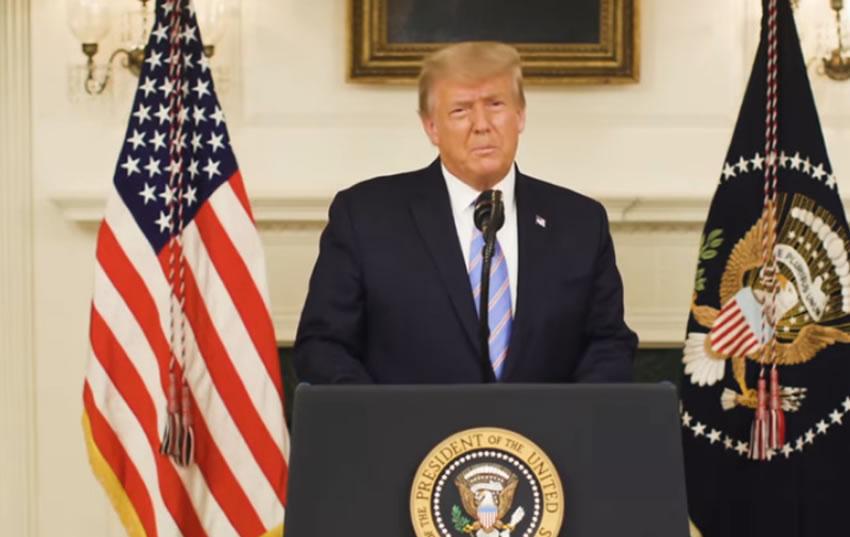 Trump: dopo la sconfitta la richiesta di riconciliazione nel paese