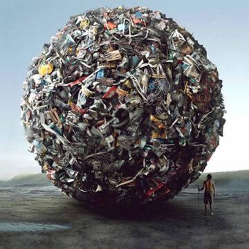 Indagine sui rifiuti urbani: una situazione fuori controllo