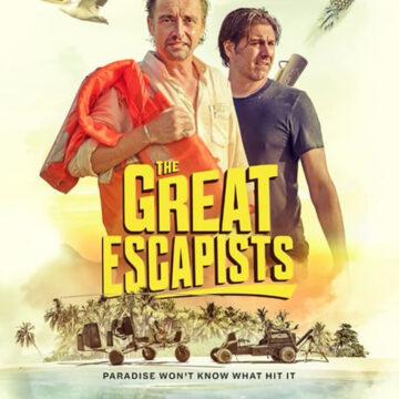 Amazon Prime Video svela la nuova serie: The Great Escapists