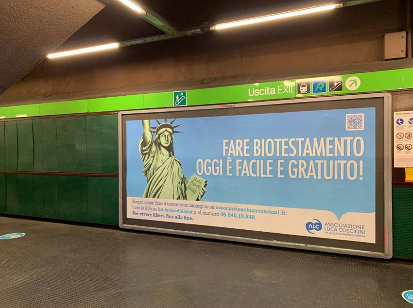 Fine vita: l'Associazione Luca Coscioni lancia una campagna di informazione sul testamento biologico