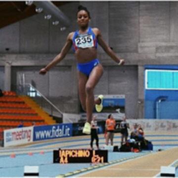 Atletica. Larissa, salto da record come mamma Fiona 25 anni prima
