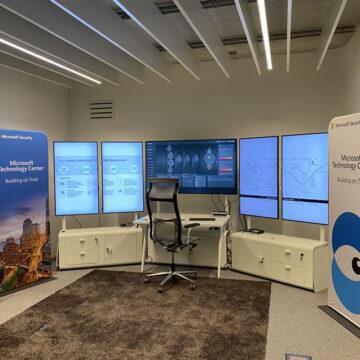 Microsoft presenta la Cybersecurity Experience: la nuova area esperienziale del Microsoft Technology Center dedicata alla sicurezza informatica