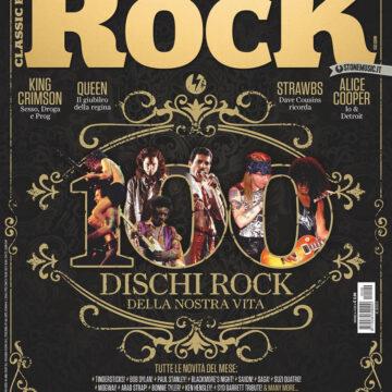 CLASSIC ROCK: la rivista festeggia i suoi primi 100 numeri ed esce con un volume da collezione