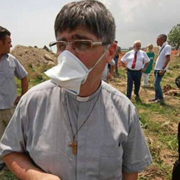 Terra dei Fuochi: l'Istituto Superiore della Sanità conferma la correlazione tra disastro ambientale e malattie. intervista a Padre Maurizio Patriciello