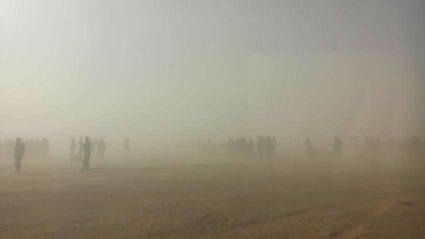 Inquinamento: la popolazione indiana è in pericolo