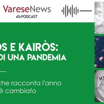 """La pandemia nelle voci di chi l'ha vissuta in prima linea – online la serie di podcast """"Kronos e kairòs"""""""
