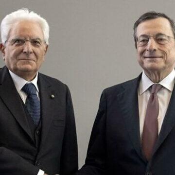 Governo: Mario Draghi ha accettato con riserva