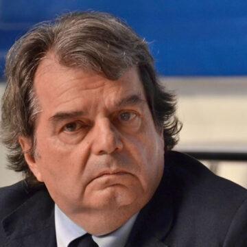 """Renato Brunetta: """"Draghi, mi auguro un centrodestra unito"""""""