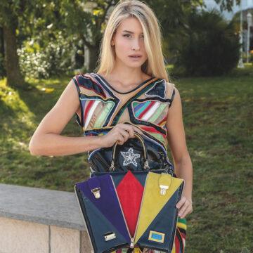 La stilista Eleonora Altamore presenta la sua nuova collezione 2021: Cassiopea
