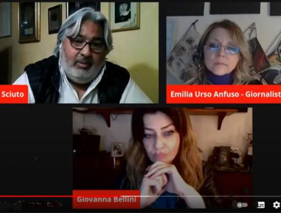 Le possibili cause che portano a compiere un omicidio: Emilia Urso Anfuso intervista la criminologa Giovanna Bellini e Rino Sciuto (Crimini violenti del ROS) analizzando due casi di cronaca nera (video)