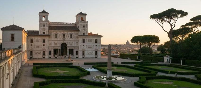 L'Accademia di Francia a Roma – Villa Medici lancia il primo Festival di Film della Villa
