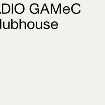 Radio GAMeC on Clubhouse | maratona speciale dedicata alle gallerie d'arte contemporanea italiane