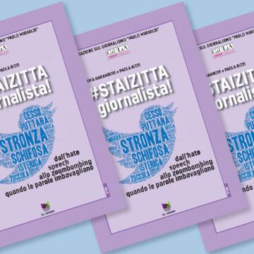 '#StaiZitta giornalista!' – la Fnsi in Antimafia con le autrici del libro-inchiesta sull'odio online
