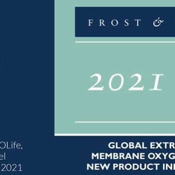 Frost & Sullivan premia l'azienda italiana Eurosets per ECMOLife: il prodotto biomedicale più innovativo del 2021