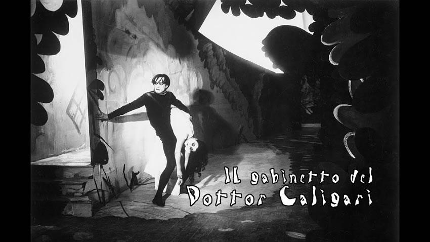 Il gabinetto del signor Caligari: ritratti di un capolavoro cinematografico