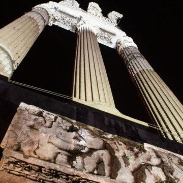 Roma – da oggi al via le passeggiate serali nell'area archeologica dei Fori Imperiali
