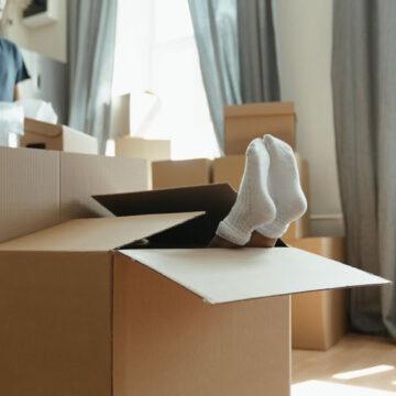 Traslocare: gli italiani sanno che per essere felici non occorre andare lontano…