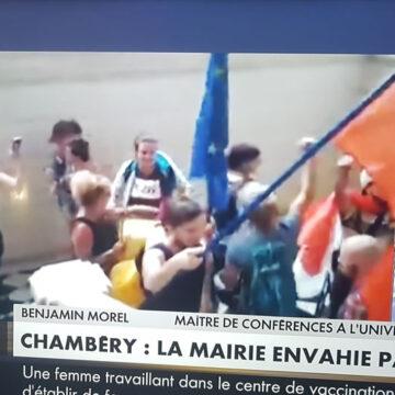 Francia: nuove proteste anti Green pass