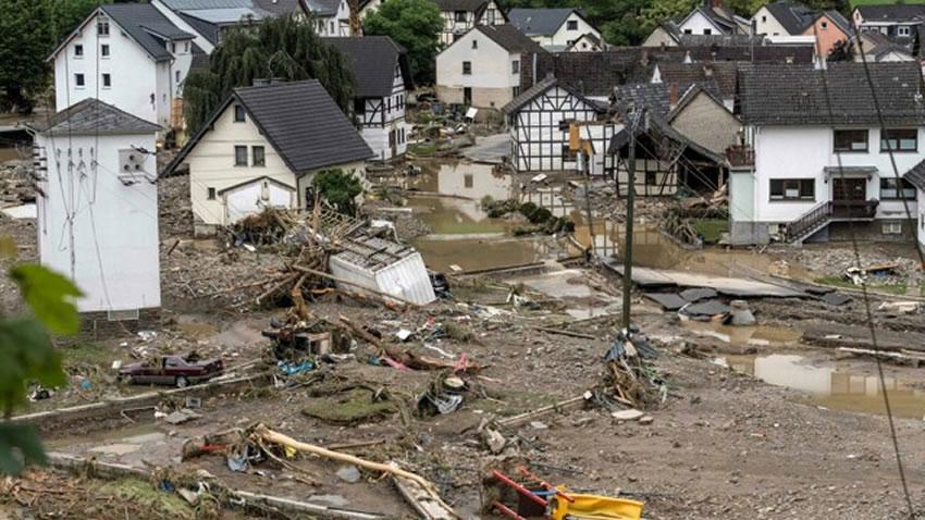 Alluvione Germania, Merkel:  'E' una catastrofe'