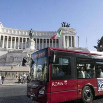 Roma: trasporto pubblico e stato interno degli autobus capitolini